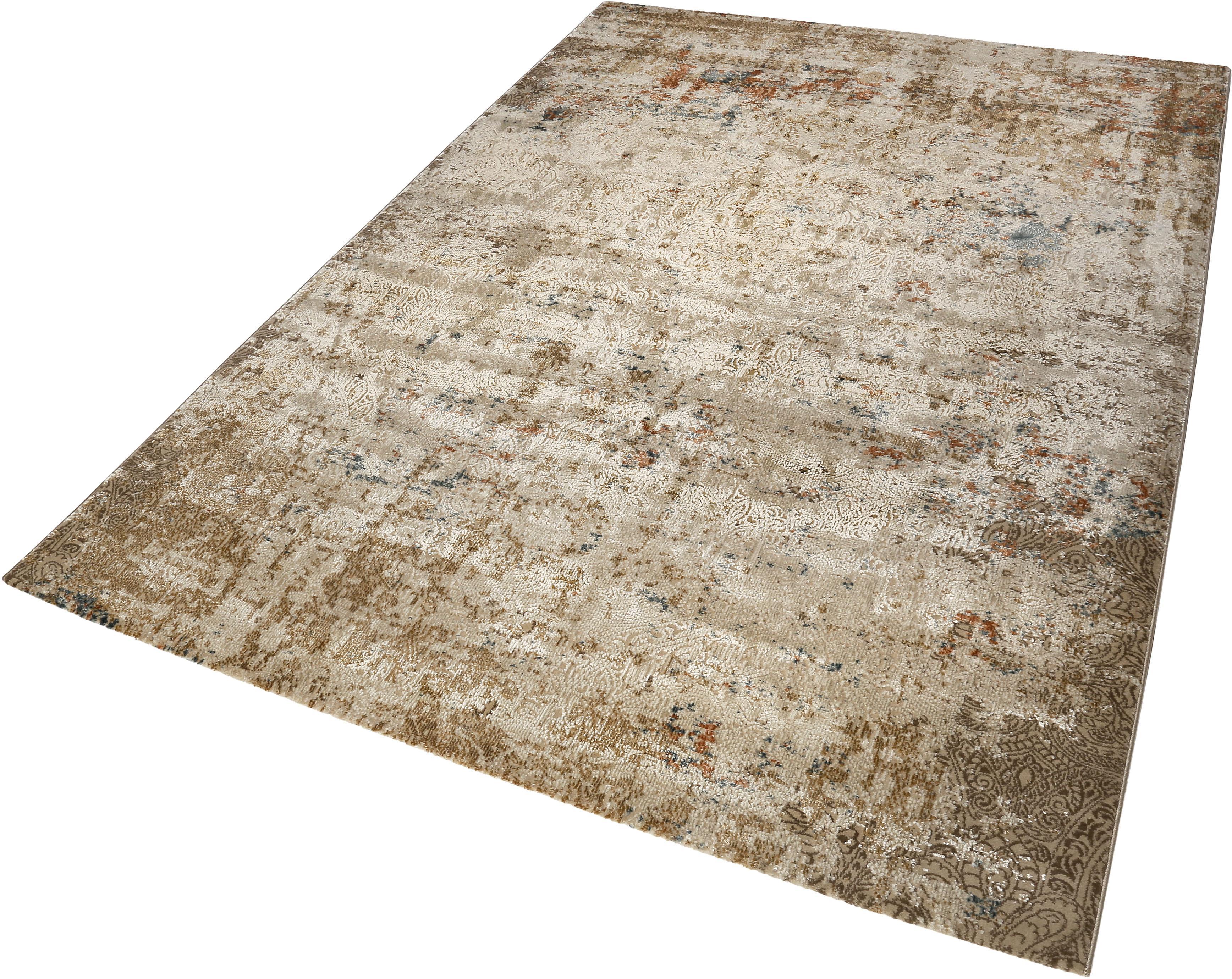 Teppich Baroque Vintage Wecon Home rechteckig Höhe 12 mm maschinell gewebt