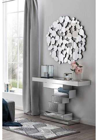 SalesFever Wandspiegel, mit ovalen Spiegelelemente kaufen