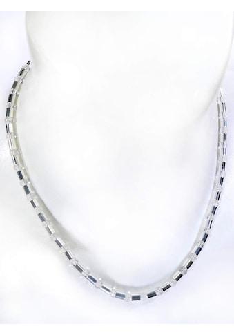 Adelia´s Kette ohne Anhänger »Bergkristall Halskette 925 Silber« kaufen