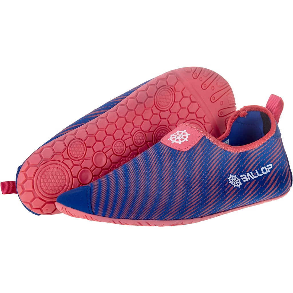 Ballop Outdoorschuh »Kids Skin Fit Ray pink«