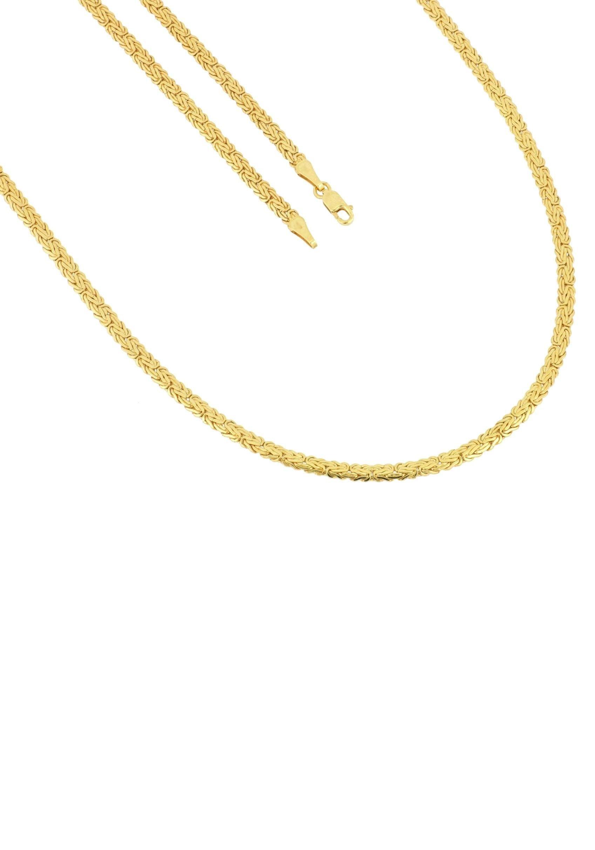 Firetti Königskette 36 mm breit glanz flach beidseitig bombiert | Schmuck > Halsketten > Königsketten | Firetti