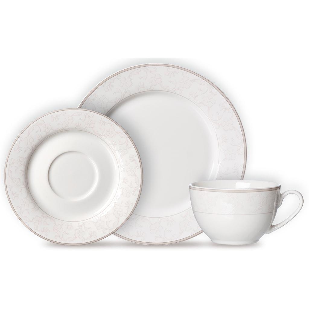 Ritzenhoff & Breker Kaffeeservice »ISABELLA«, (Set, 18 tlg.), Spülmaschinengeeignet