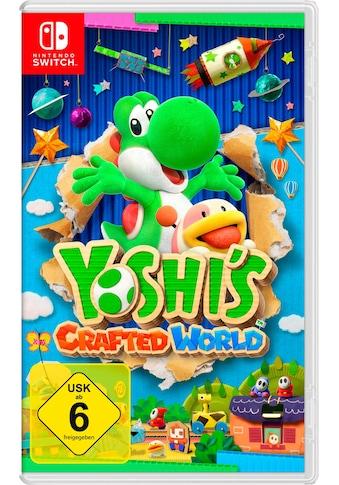 Yoshi's Crafted World Nintendo Switch kaufen