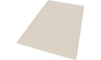 Hochflor - Teppich, »Energy«, SCHÖNER WOHNEN - Kollektion, rechteckig, Höhe 45 mm, maschinell gewebt kaufen