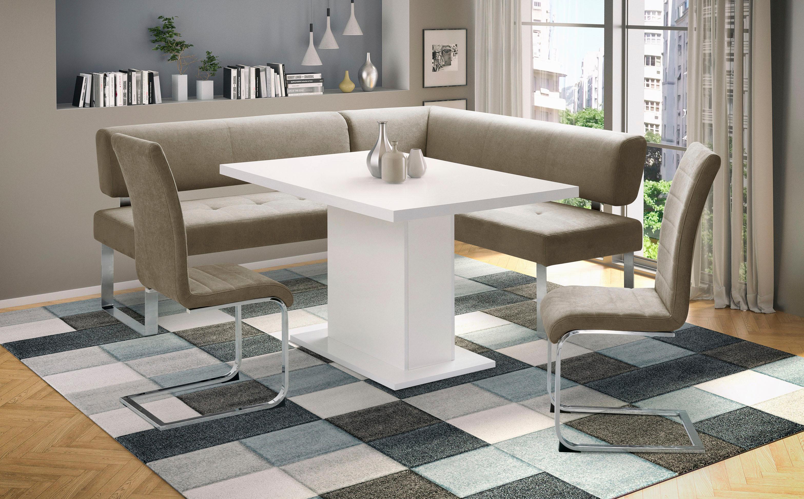 Eckbankgruppe Aran (Set 4-tlg 4-teilig)   Küche und Esszimmer > Essgruppen