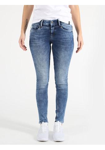 Miracle of Denim Skinny-fit-Jeans »Skinny Fit Jeans im 5-Pocket-Style«, Ellen kaufen