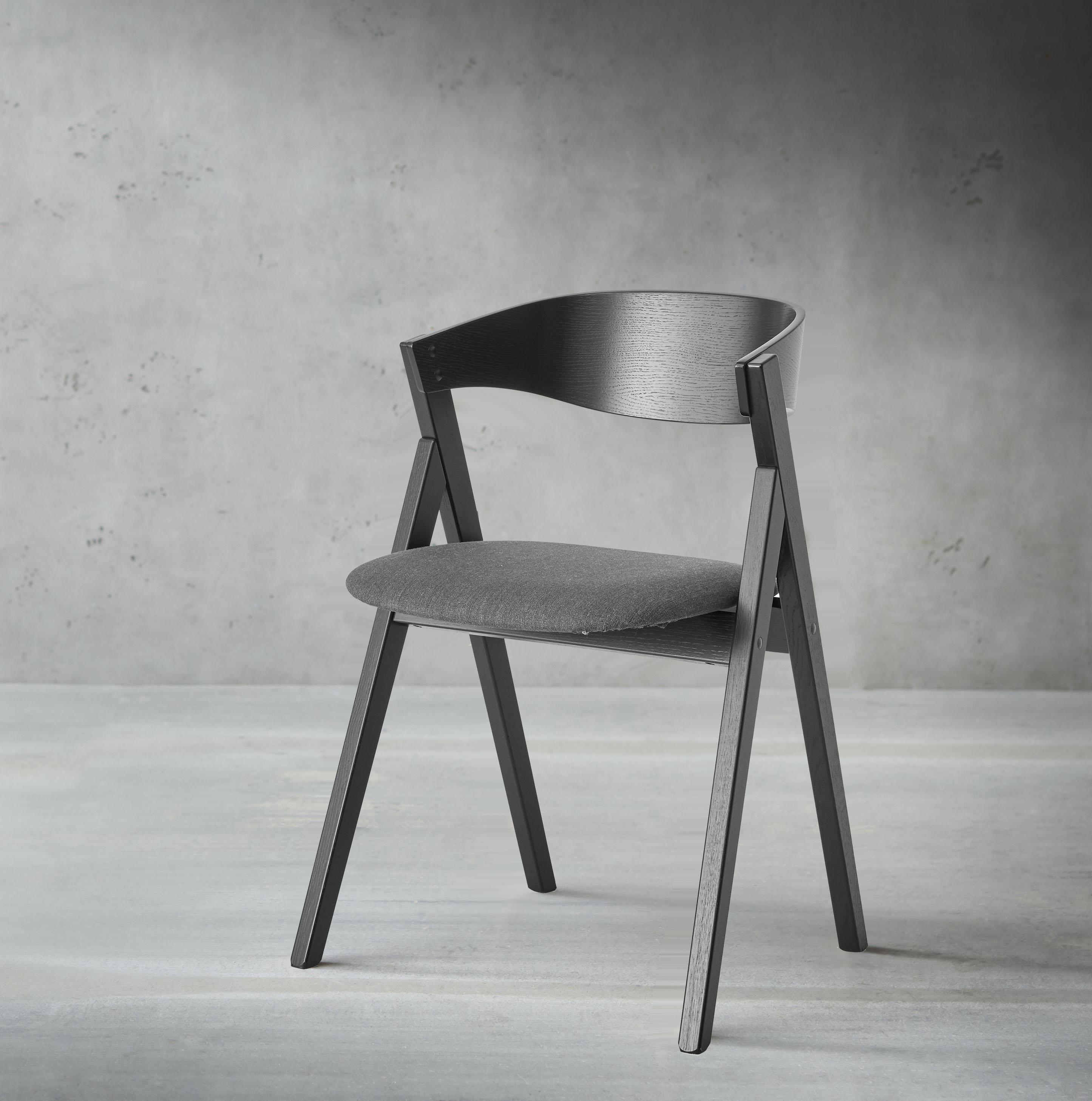 hammel Holzstuhl Findahl schwarz Holzstühle Stühle Sitzbänke