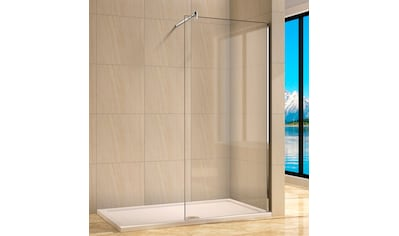 welltime Walk-in-Dusche »Rom«, Duschabtrennung erhältlich in 4 verschiedenen Breiten... kaufen