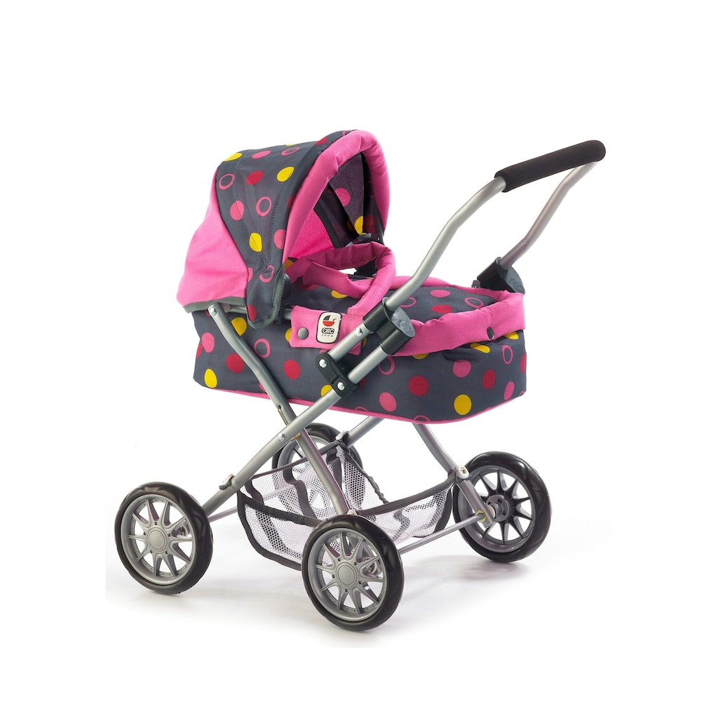 CHIC2000 Puppenwagen »Smarty, Funny pink«
