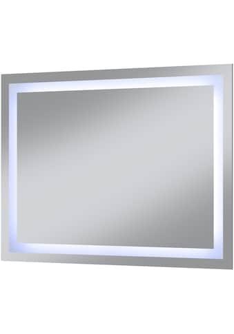 welltime Badspiegel »Trento«, LED-Spiegel, 80 x 60 cm kaufen