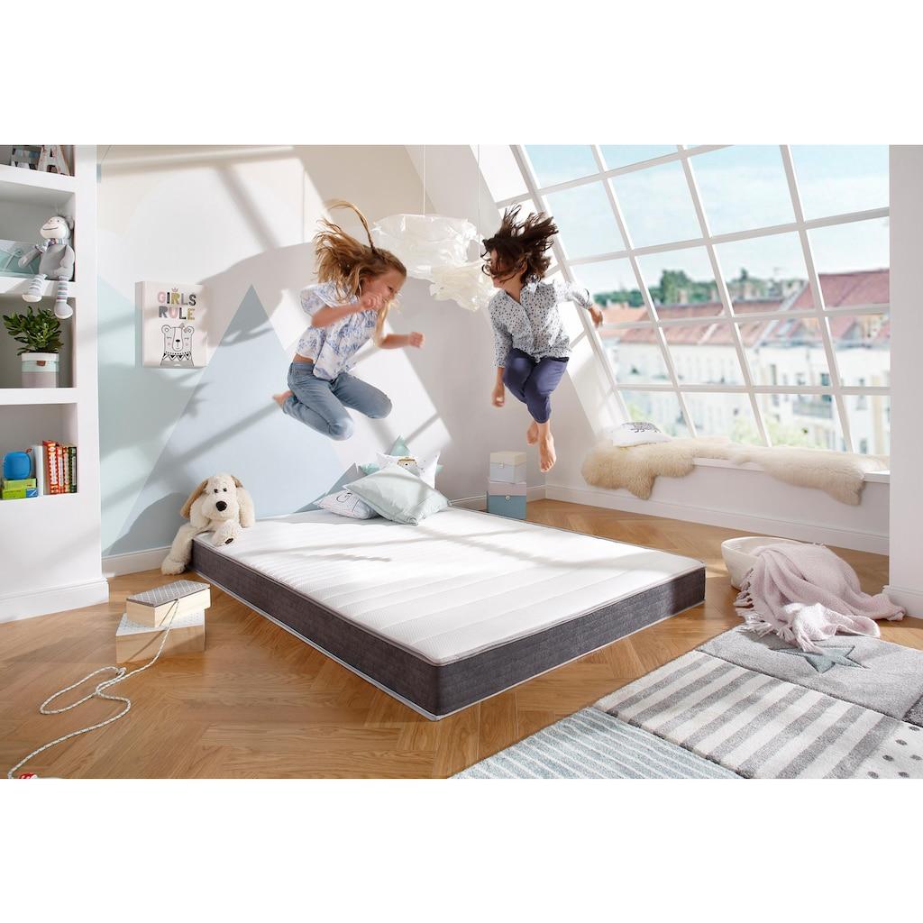 BeCo EXCLUSIV Komfortschaummatratze »Universal«, 17 cm cm hoch, Raumgewicht: 30 kg/m³, (1 St.), Für Youngster, Gäste- u. Boxspringbetten