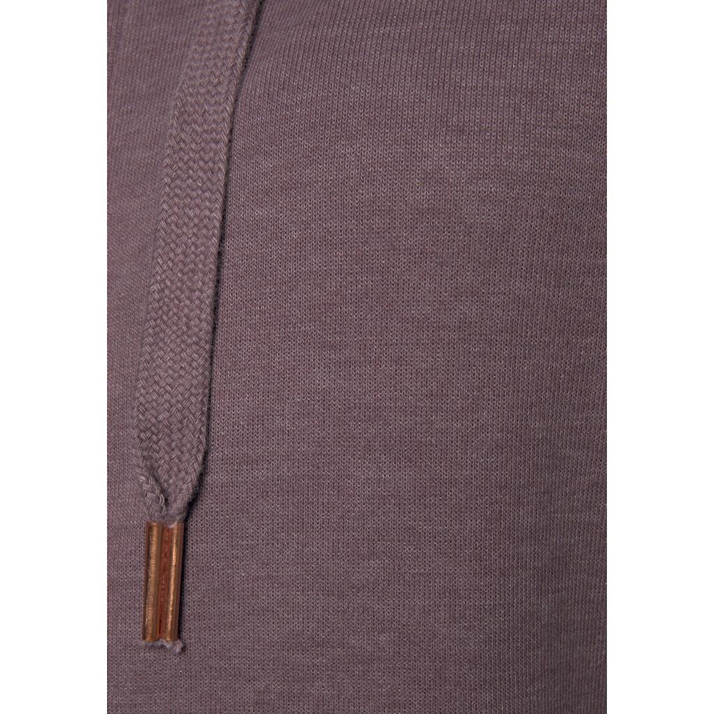 Bench. Sweatjacke, mit Taschen und Zipper