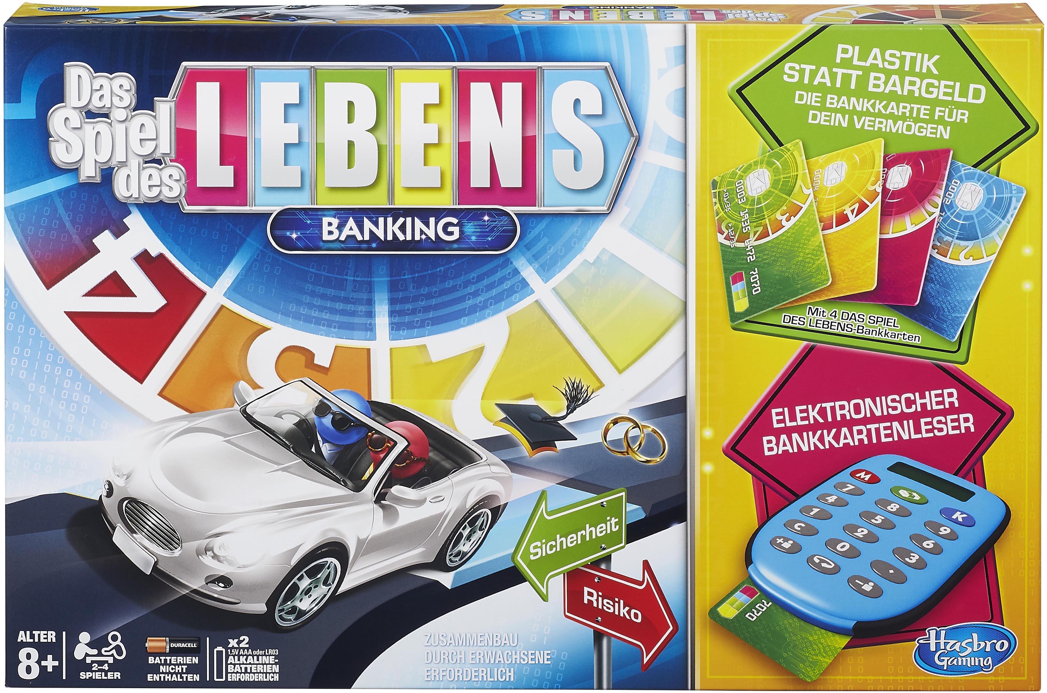 Das Spiel Des Lebens Banking