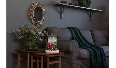 KONSTSMIDE LED Szenerie Malender Weihnachtsmann kaufen
