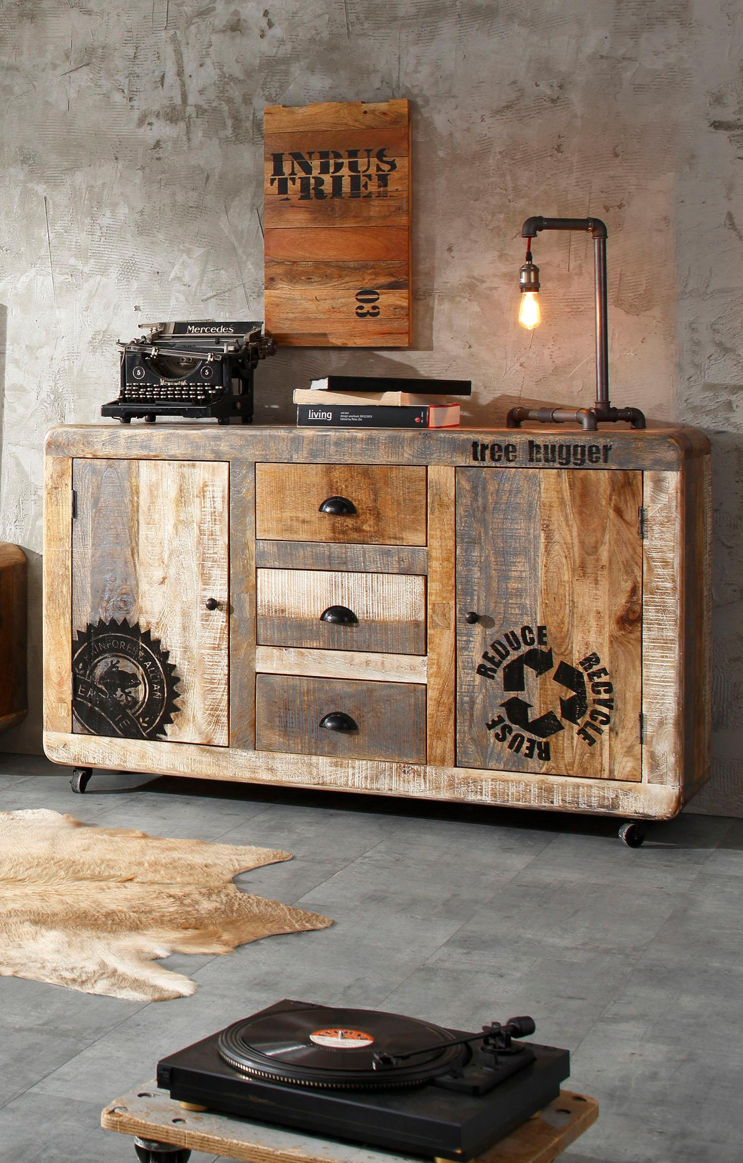 Home affaire Sideboard Bully Breite 150 cm