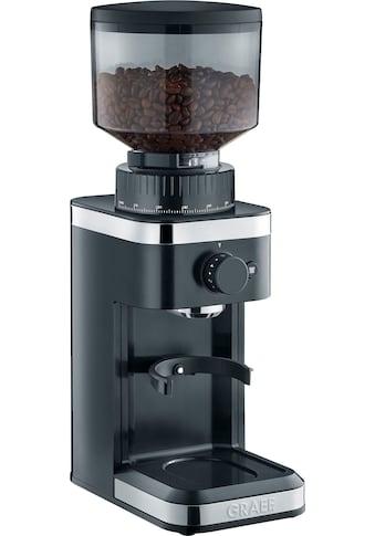 Graef Kaffeemühle »CM 502, schwarz« kaufen