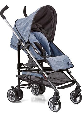 Gesslein Kinder-Buggy »S5 Reverse 2+4, Eisblau«, mit schwenkbaren Vorderrädern;... kaufen