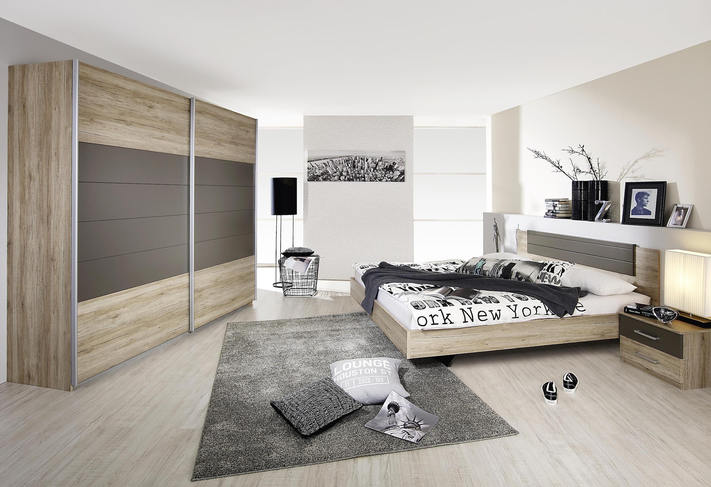 rauch Schlafzimmer-Set Barcelona (Set 4-tlg) | 04059236020791