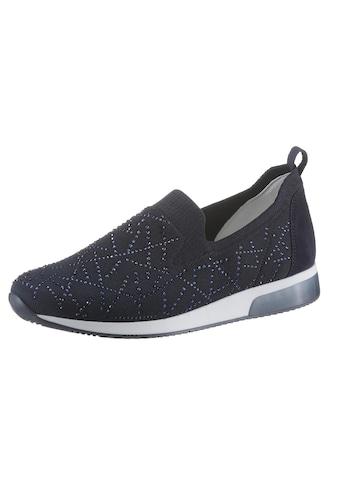 Ara Slip-On Sneaker »LISSABON«, aus der aktuellen Let´s Dance Kollektion by Frauke Ludowig kaufen