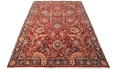 THEKO Wollteppich »Saharna 6650«, rechteckig, 10 mm Höhe, reine Wolle, Orient-Optik,... kaufen