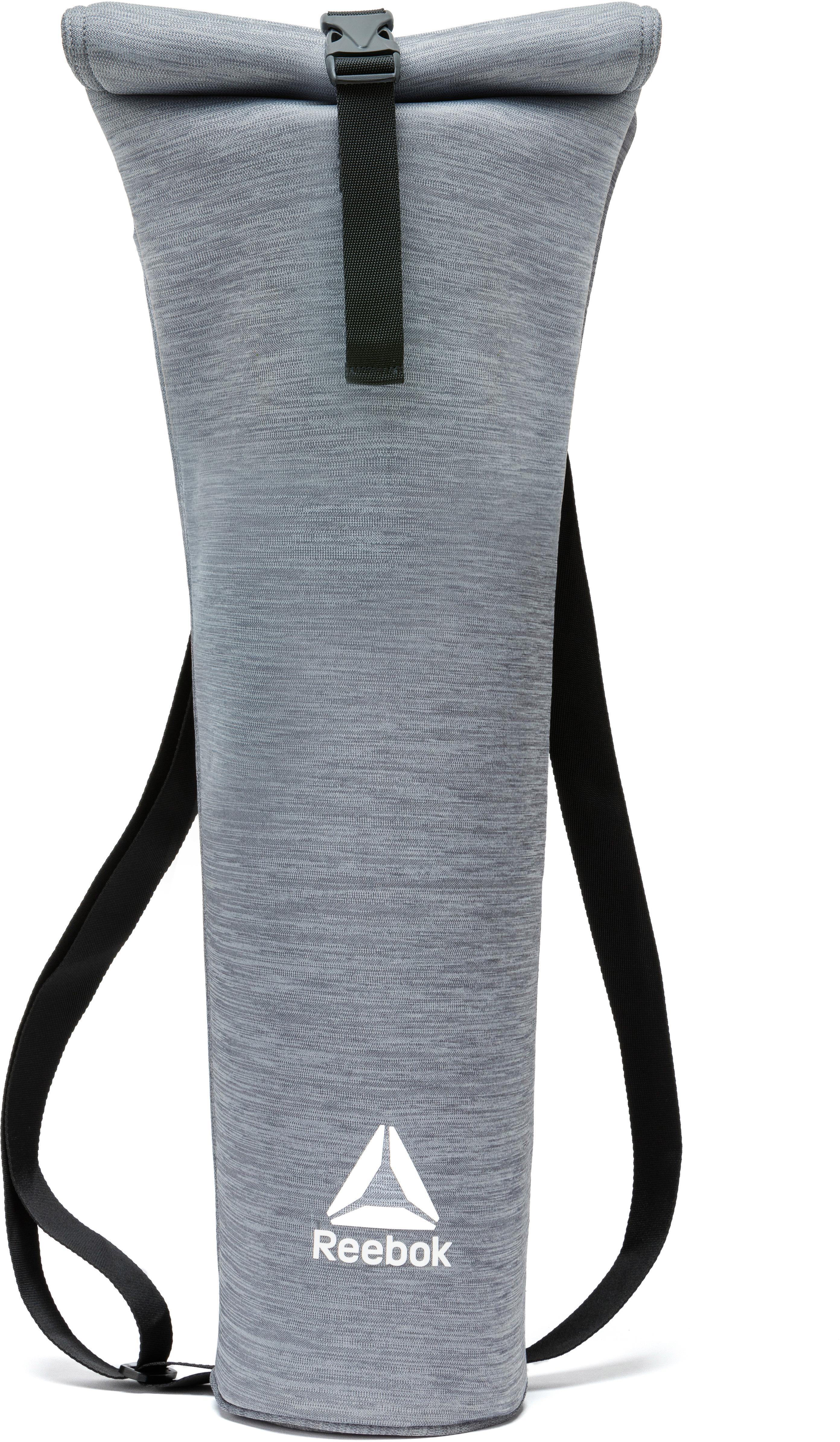 Reebok Yogatasche Mat Bag - Grey Technik & Freizeit/Sport & Freizeit/Sportausrüstung & Accessoires/Taschen/Yogataschen