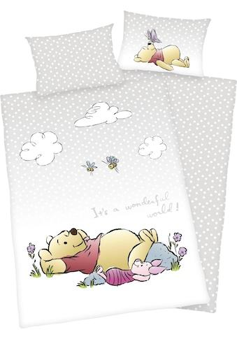 Babybettwäsche »Winnie the Pooh«, Walt Disney kaufen