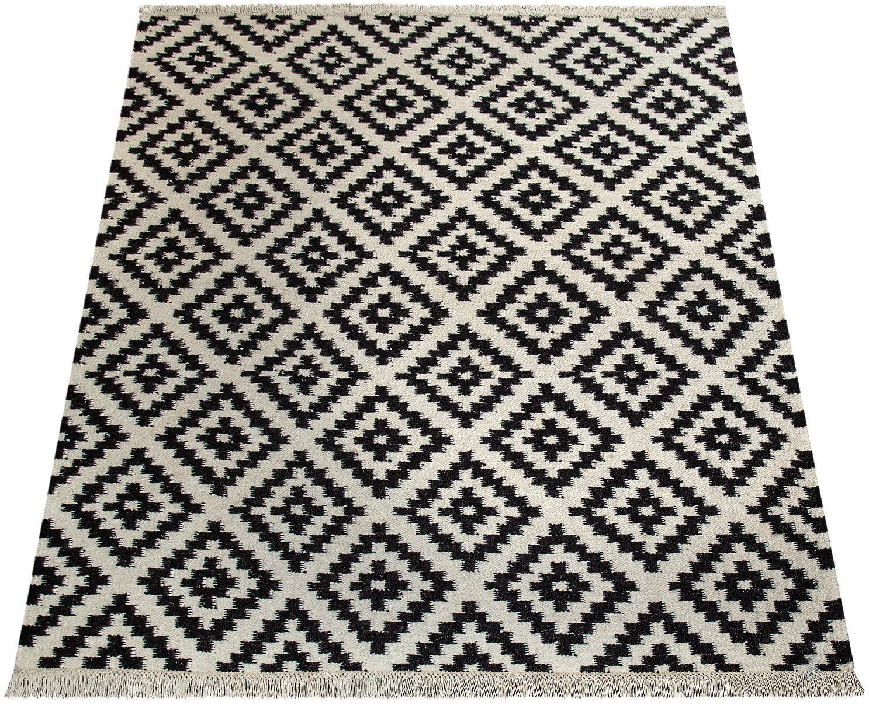 Teppich Kenitra 500 Paco Home rechteckig Höhe 13 mm maschinell gewebt