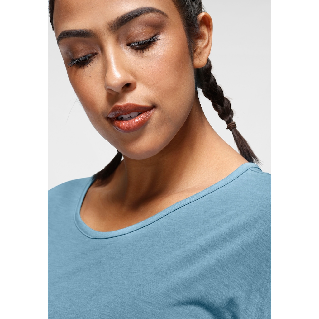 Nike Yogashirt »Dri-FIT Short-Sleeve Yoga Training Top«