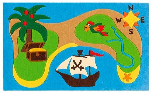 Kinderteppich Joy 4192 Arte Espina rechteckig Höhe 11 mm handgetuftet