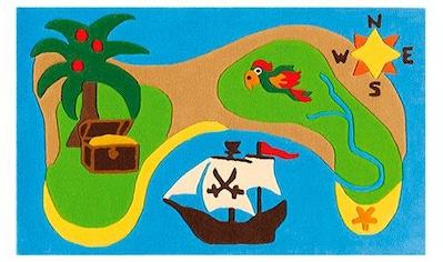 Arte Espina Kinderteppich »Joy 4192«, rechteckig, 11 mm Höhe kaufen