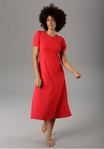 Aniston CASUAL Jerseykleid, in Crash-Optik - NEUE KOLLEKTION kaufen