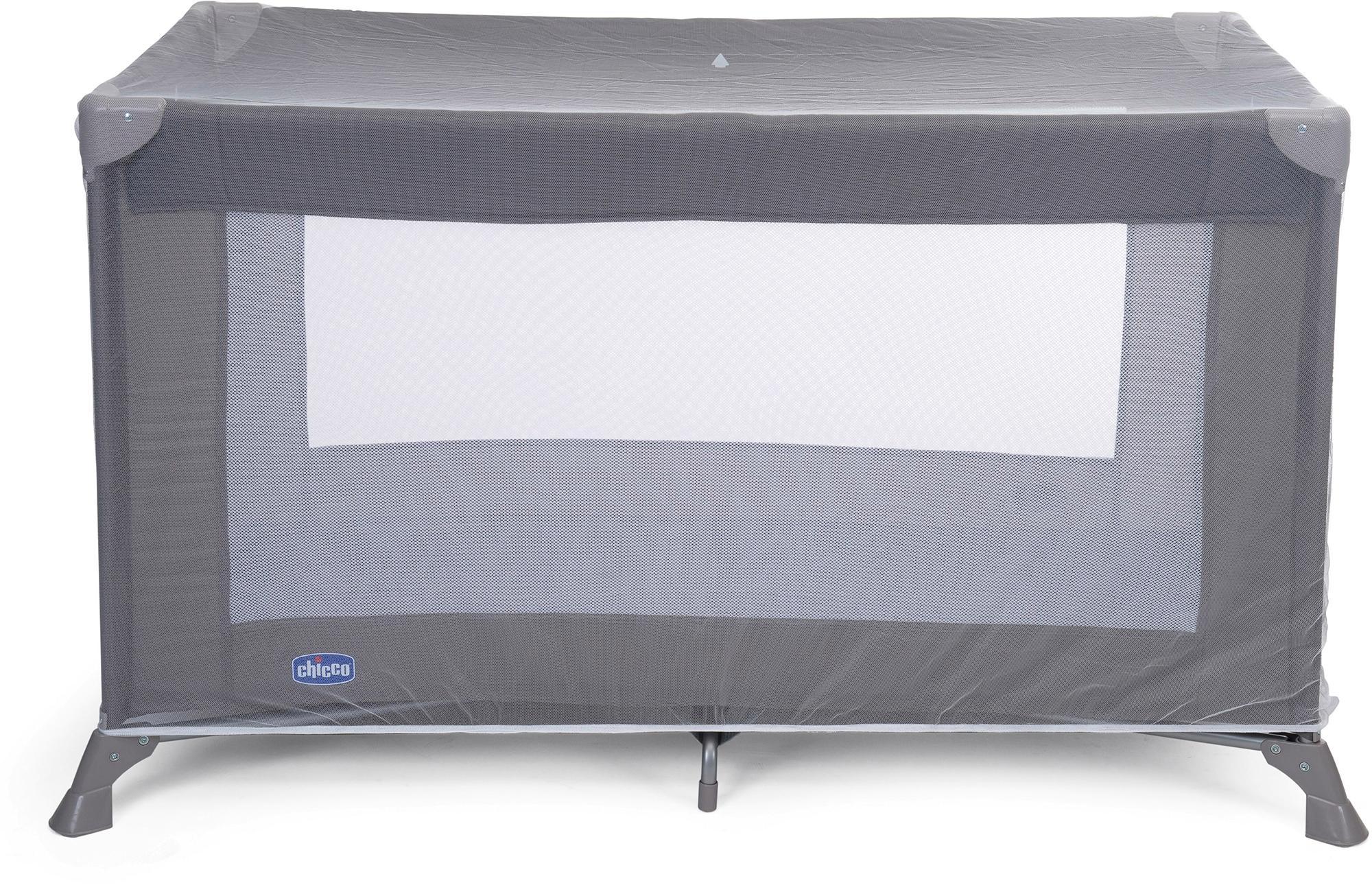 Chicco Moskitonetz, für Babybetten weiß Sonnenschutz Insektenschutz Camping Schlafen Outdoor Moskitonetz