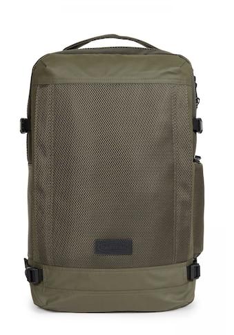 Eastpak Laptoprucksack »Tecum M cnnct khaki« kaufen