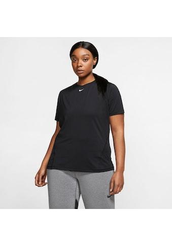 Nike Funktionsshirt »NIKE PRO WOMENS MESH TOP PLUS SIZE« kaufen