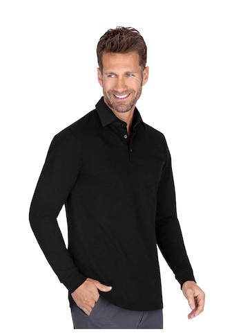 Trigema Poloshirt, mit Hemdkragen kaufen