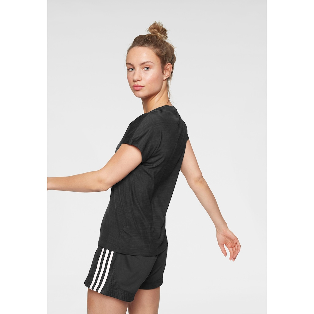 adidas Performance Funktionsshirt »SHORT SLEEVE BATCH OF SPORTS LOGO TEE«