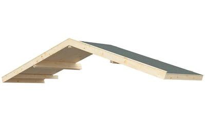 Kiehn - Holz Vordach »Lillevilla«, für Gartenhaus Lillevilla »279«/»280«, BxT: 437x140 cm kaufen