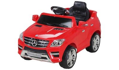ACTIONBIKES MOTORS Elektroauto »Mercedes ML 350«, für Kinder ab 3 Jahre, 6 Volt kaufen