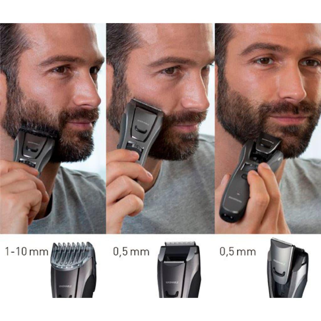 Panasonic Multifunktionstrimmer »ER-GB80-H503«, 3 Aufsätze, 3-in-1 Trimmer für Bart, Haare & Körper inkl. Detailtrimmer