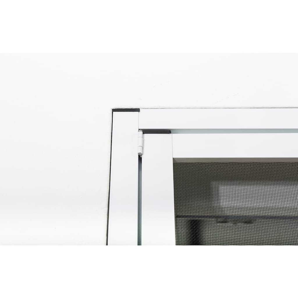 hecht international Insektenschutz-Tür »Master-Slim«, Bausatz BxH: 120x240 cm, weiß