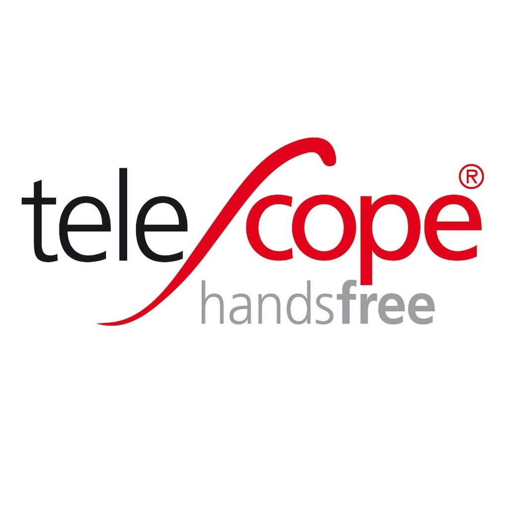 Euroschirm Trekkingschirm »teleScope handsfree«