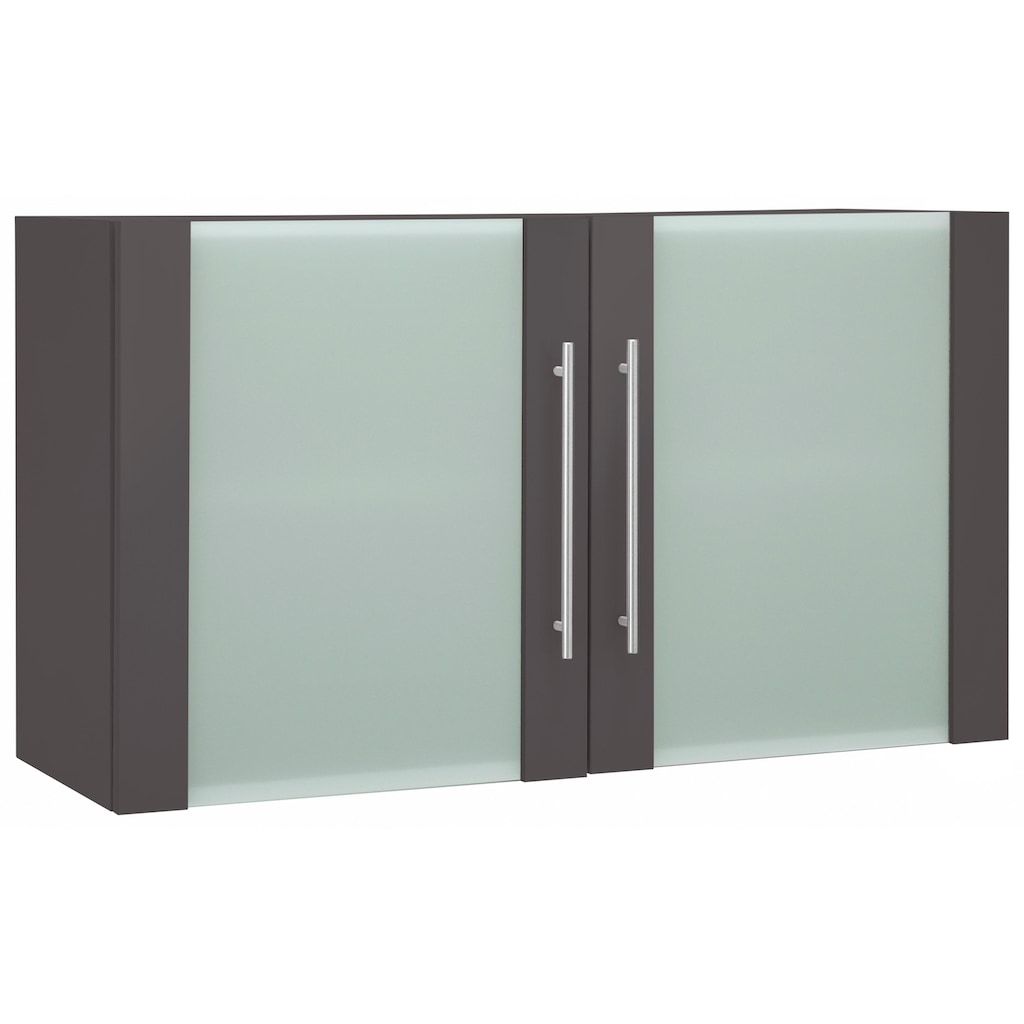 wiho Küchen Glashängeschrank »Flexi2«, Breite 100 cm
