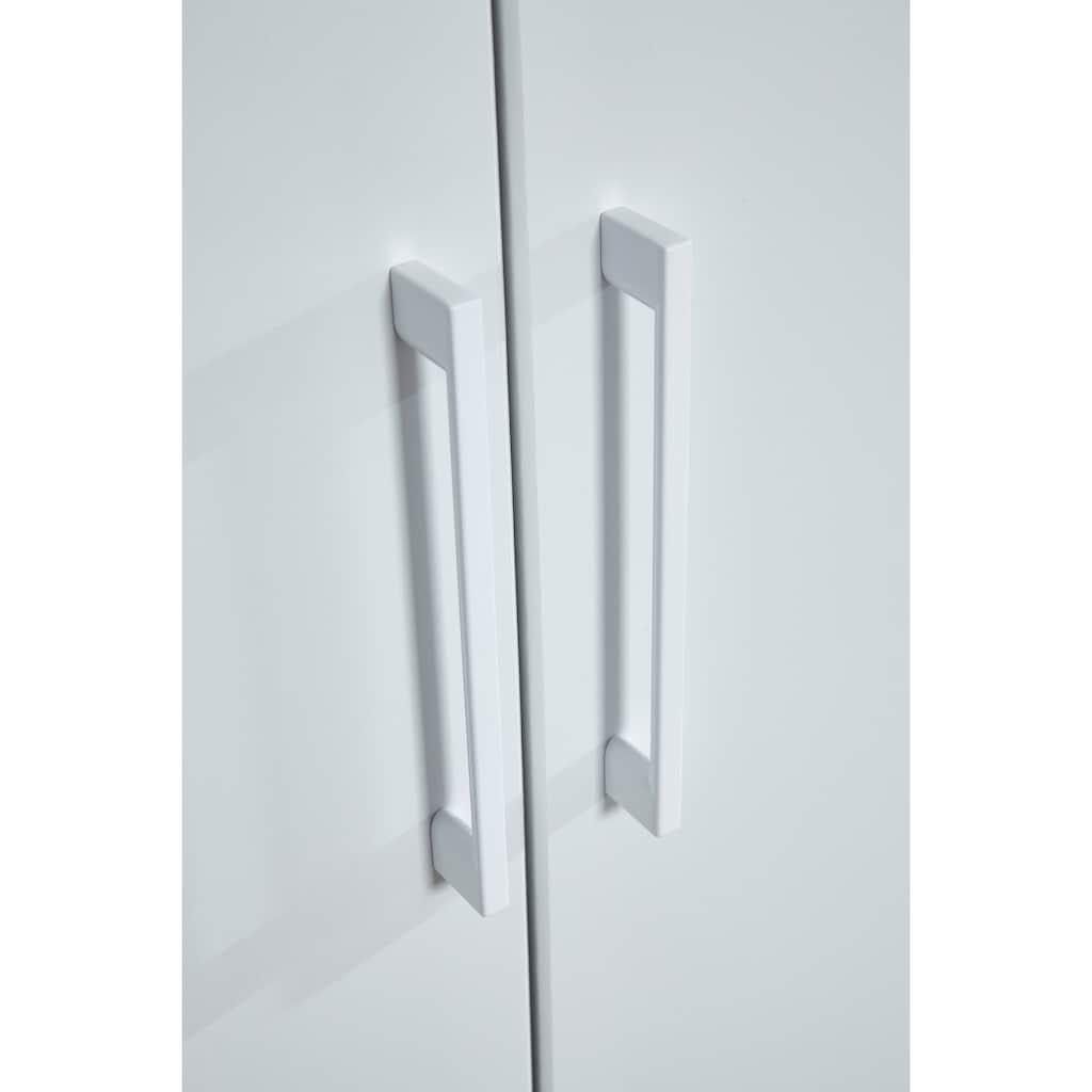 rauch ORANGE Drehtürenschrank »Thor«, mit umfangreicher Innenausstattung, optional mit Spiegel