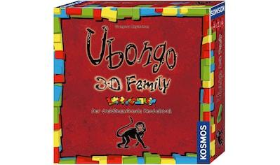 """Kosmos Spiel, """"Ubongo 3 - D Family"""" kaufen"""
