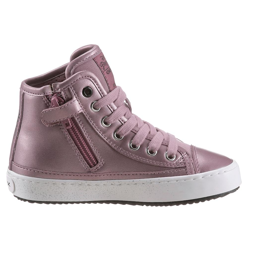 Geox Kids Sneaker »KALISPERA GIRL«, Disney Princess Edition