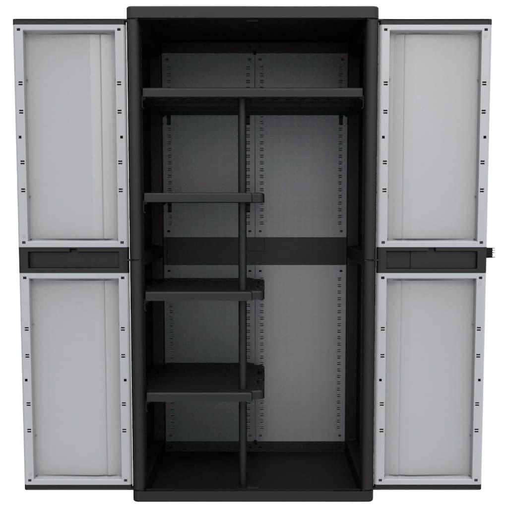 Kreher Spind »XL Jumbo«, B/T/H: 89,7x53,7x180 cm, abschließbar
