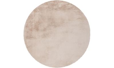 Hochflor - Teppich, »Rabbit 100«, Arte Espina, rund, Höhe 45 mm, handgetuftet kaufen