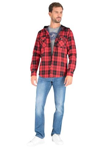 Goodyear Langarmhemd »Woodchopper«, mit wärmendem Innenfutter kaufen
