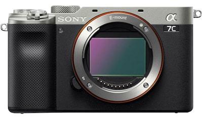 Sony Vollformat-Digitalkamera »ILCE-7CS - Alpha 7C E-Mount«, 24,2 MP, 4K Video, 7,5cm... kaufen