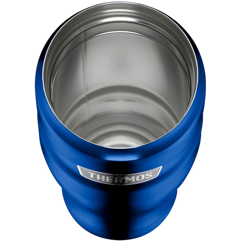 THERMOS Thermobecher »Stainless King«, (1 tlg.), 470 ml
